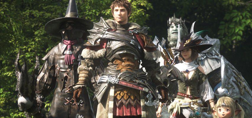 Final Fantasy XIV: A Realm Reborn: Über eine Million Spieler