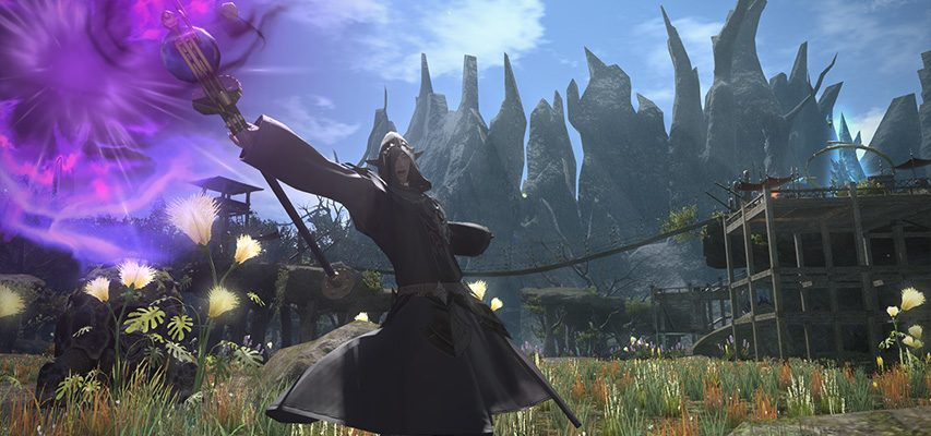 Final Fantasy XIV: A Realm Reborn: Xbox-One-Version im Gespräch
