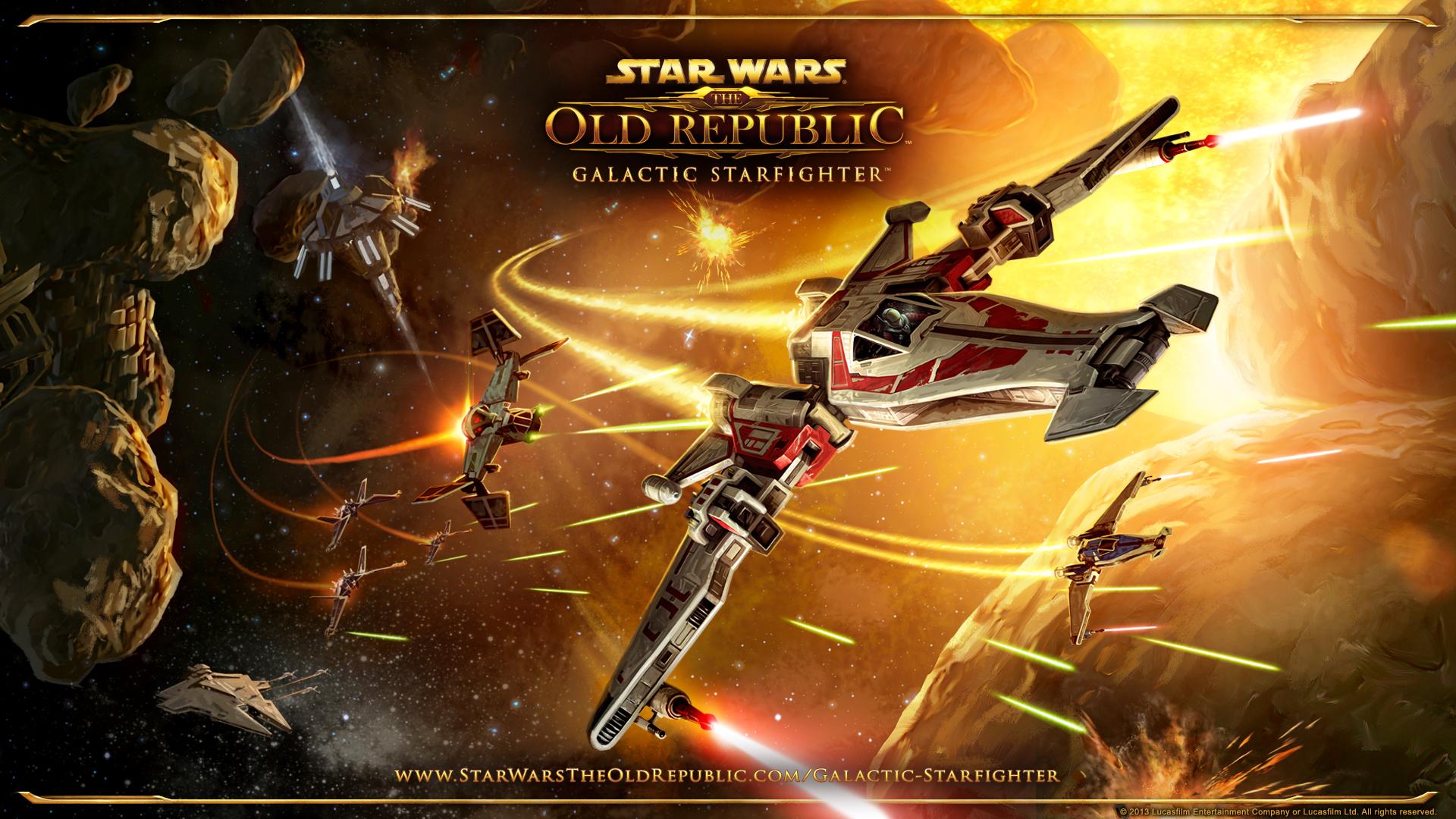 """SW:TOR: """"Galactic Starfighter"""" ab sofort für Abonnenten spielbar!"""