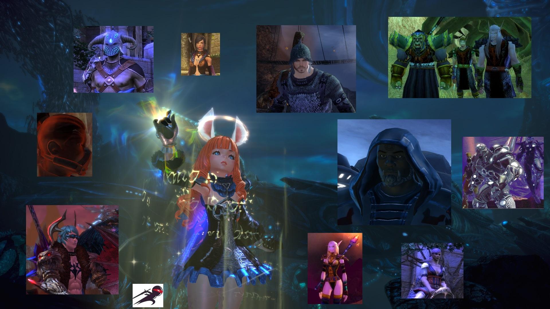 Mein MMO bietet Multi-Gaming-Clans eine Plattform!