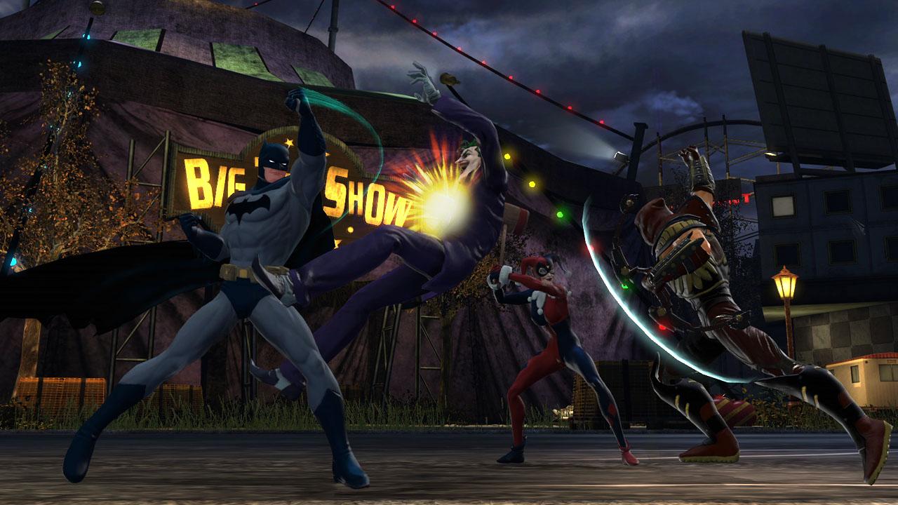 DC Universe Online: Die Helden schlagen zurück?