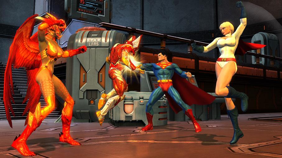 DC Universe Online Spielerzahlen: 18 Millionen registrierte Nutzer – PS3 und PS4-Spieler sind Hardcore, geben mehr Geld aus als PC-Zocker