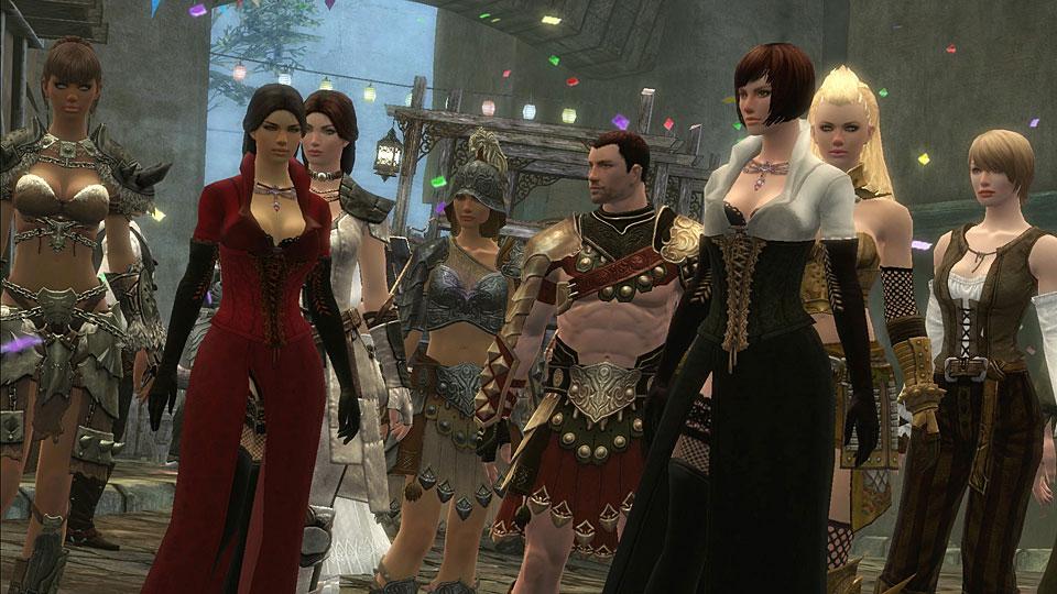 Guild Wars 2 bekommt einen Transgender-NPC