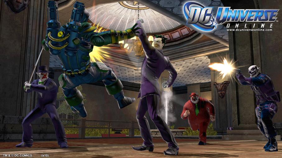 DC Universe Online – Mehr Spielspaß für Alle!