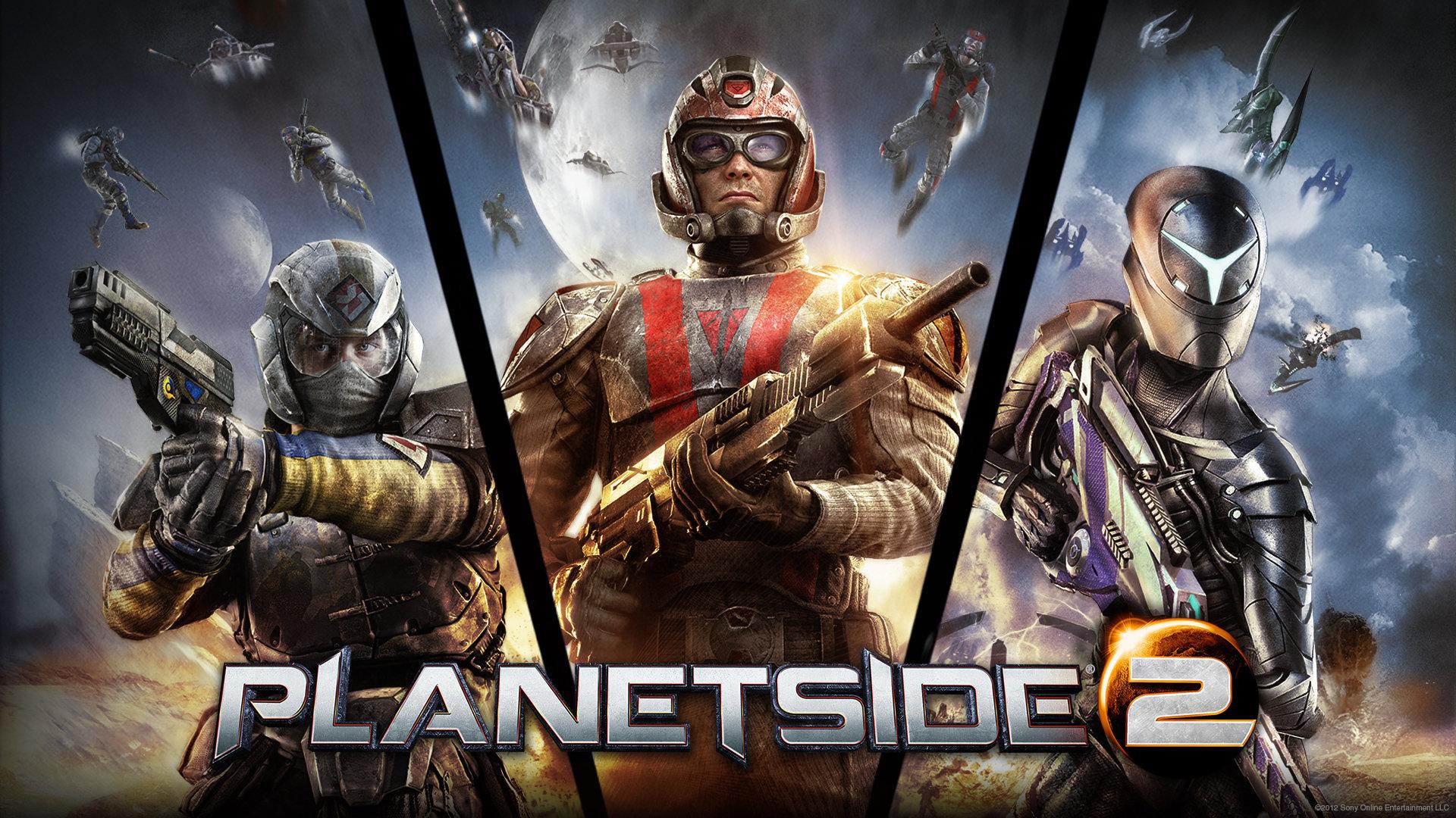 Planetside 2: Playstation-4-Beta soll nach Europa kommen