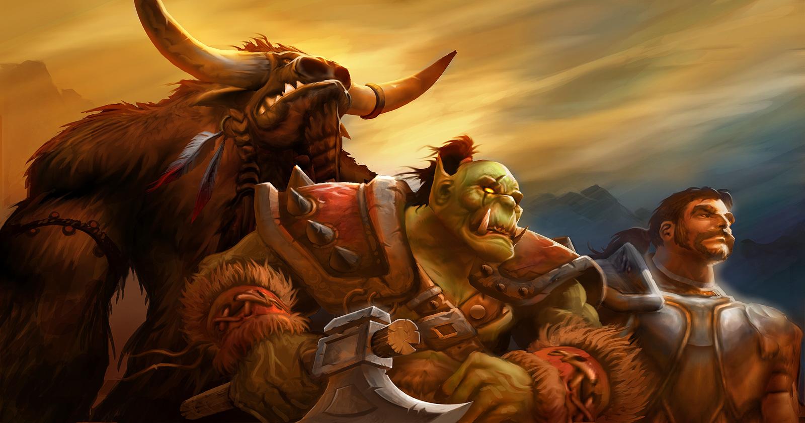 World of Warcraft: Namen alter Charaktere werden freigegeben!