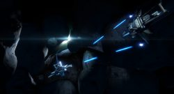 Star Citizen Hornet im Kampf