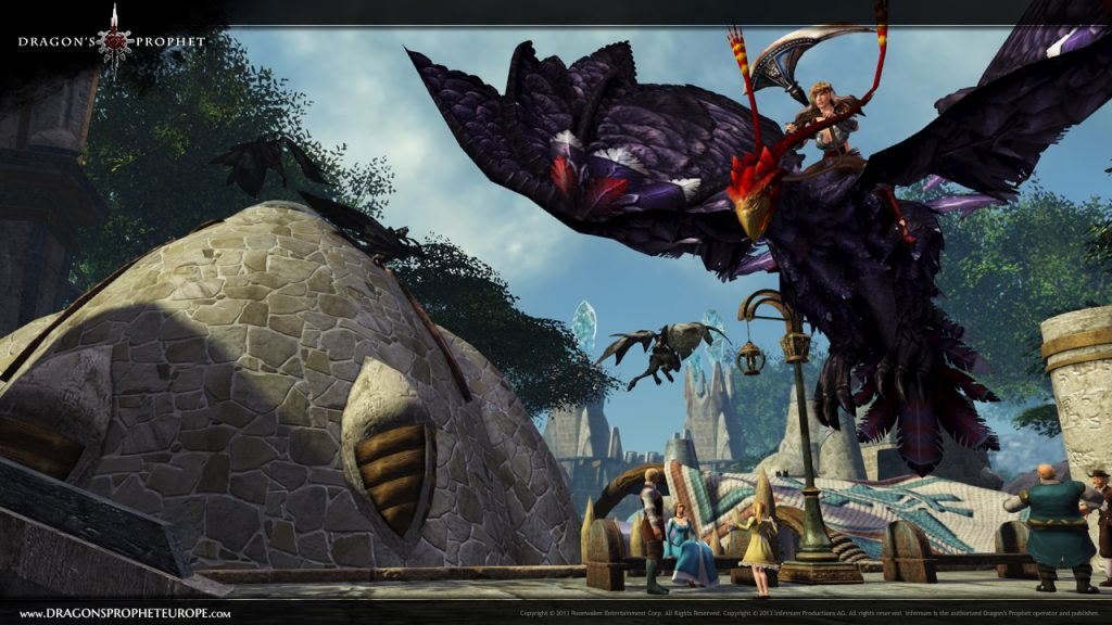 dragons prophet kostenlos spielen