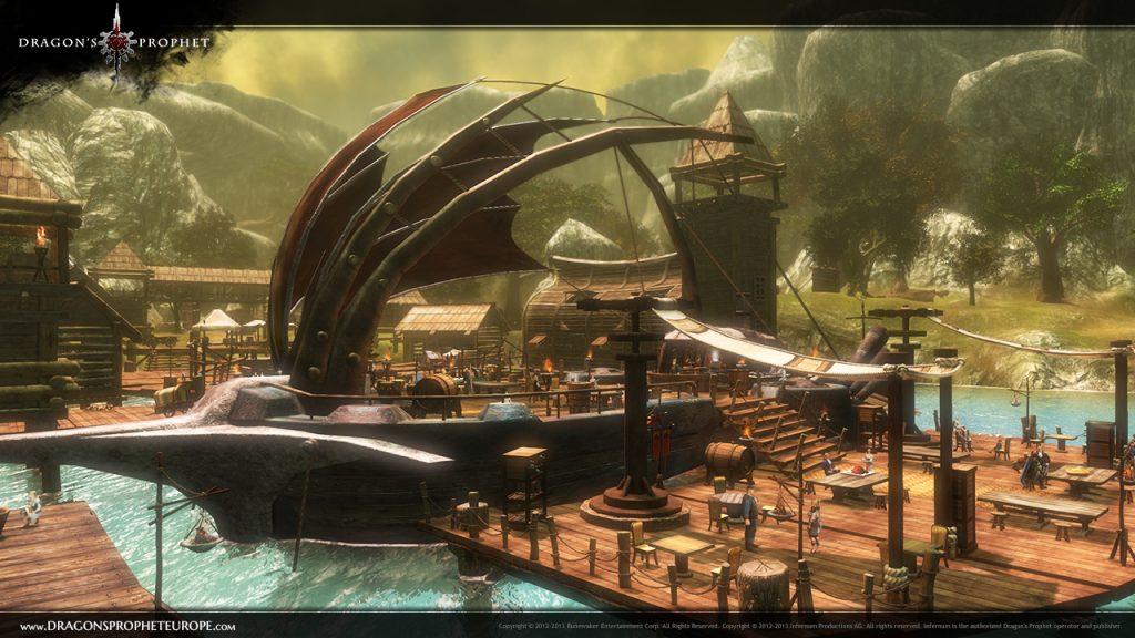 Dragon's Prophet: Puretia