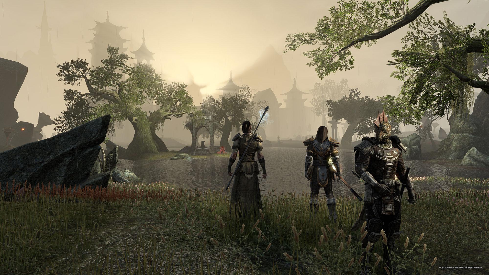 Neue Betaeinladungen für The Elder Scrolls Online!
