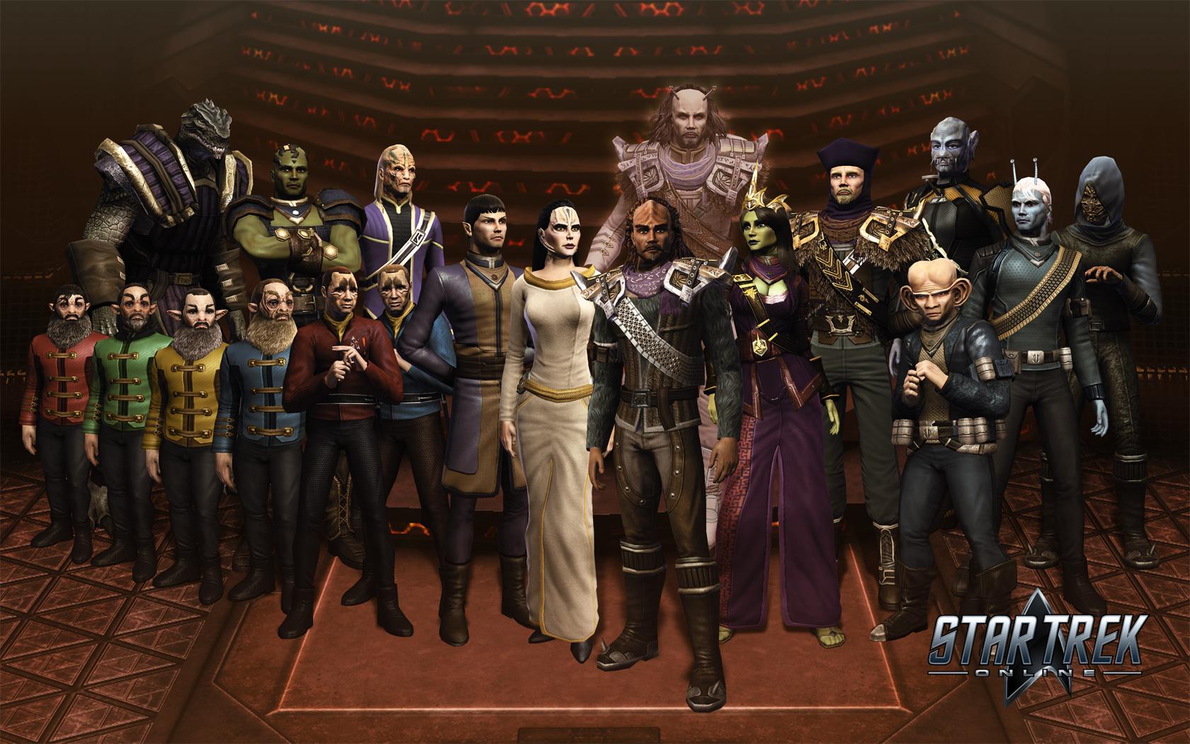 Star Trek Online im Test: Trekkies im Free-to-play-Weltall
