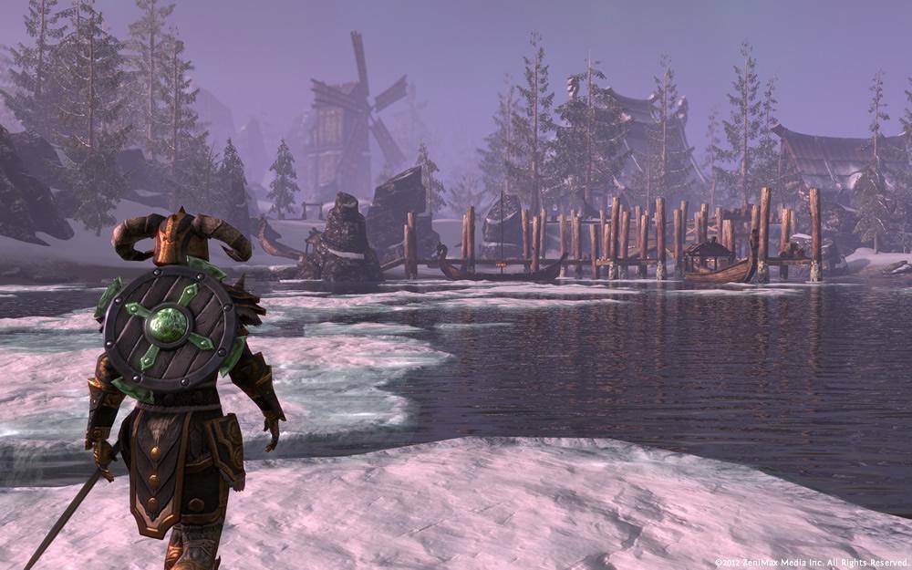 The Elder Scrolls Online wird in 2015 langsamer machen – Fokus auf Konsolen