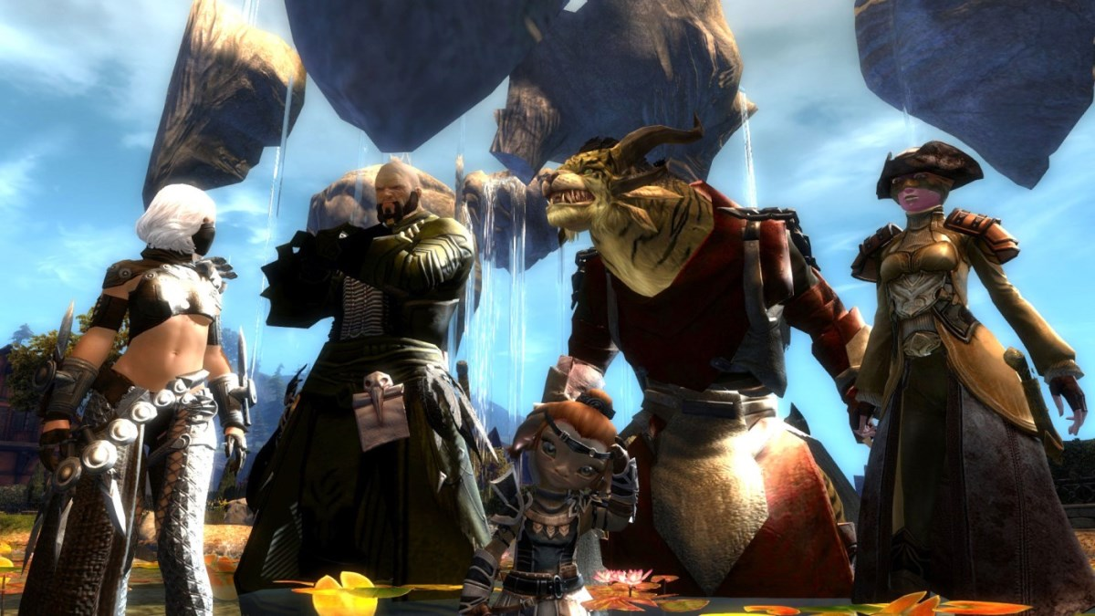Guild Wars 2: Alive and Kicking