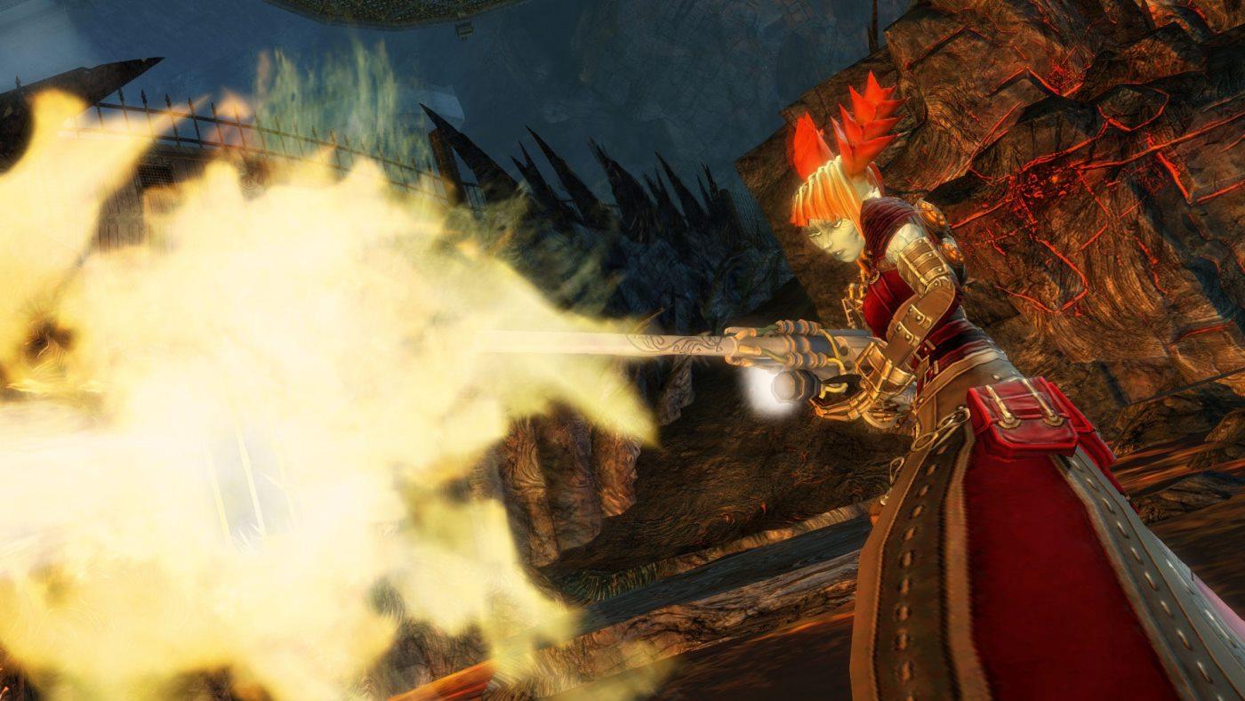 DDOS-Attacke auf Guild Wars 2
