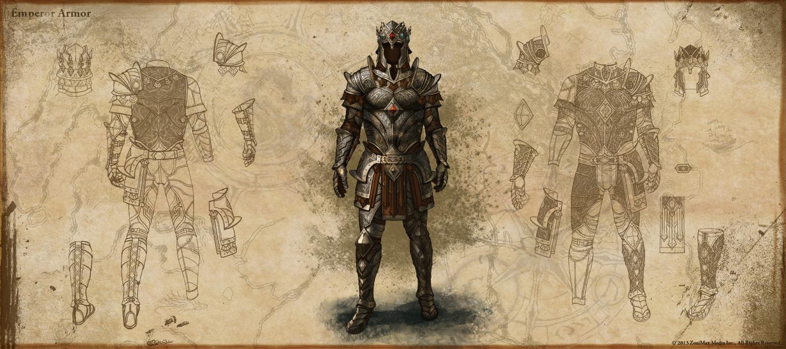 The Elder Scrolls Online: Vive la France – Wir haben eine Kaiserin