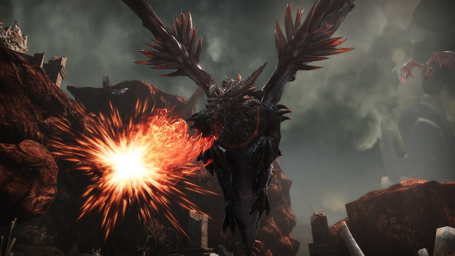 Dragon's Prophet: Berittener PvE-Kampf und Olandra Trailer