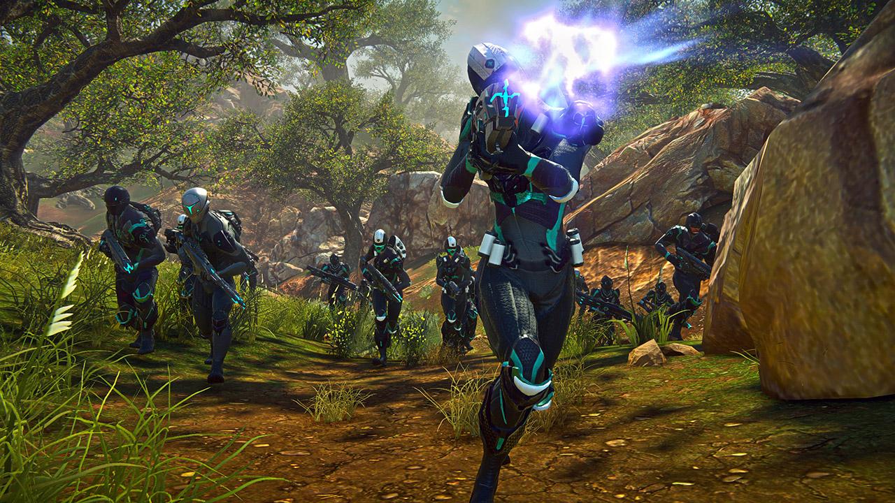 Planetside 2 stellt Weltrekord mit 1158 Spielern in FPS-Schlacht auf