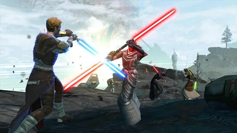 SWTOR: Inquisitor und Botschafter werden mit KotFE noch mobiler!