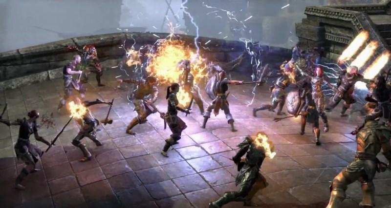 The Elder Scrolls Online: Unverwundbar dank Fußangeln