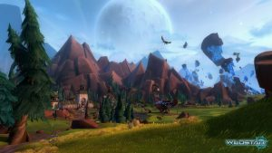WildStar Grafik 3