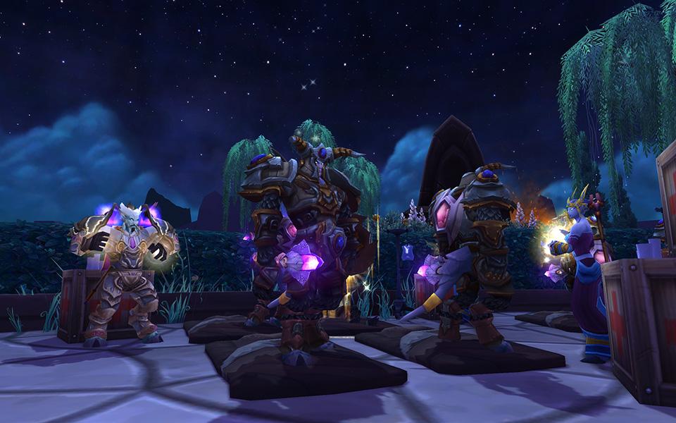 World of Warcraft: Auf die Plätze, fertig, BlizzCon 2014!