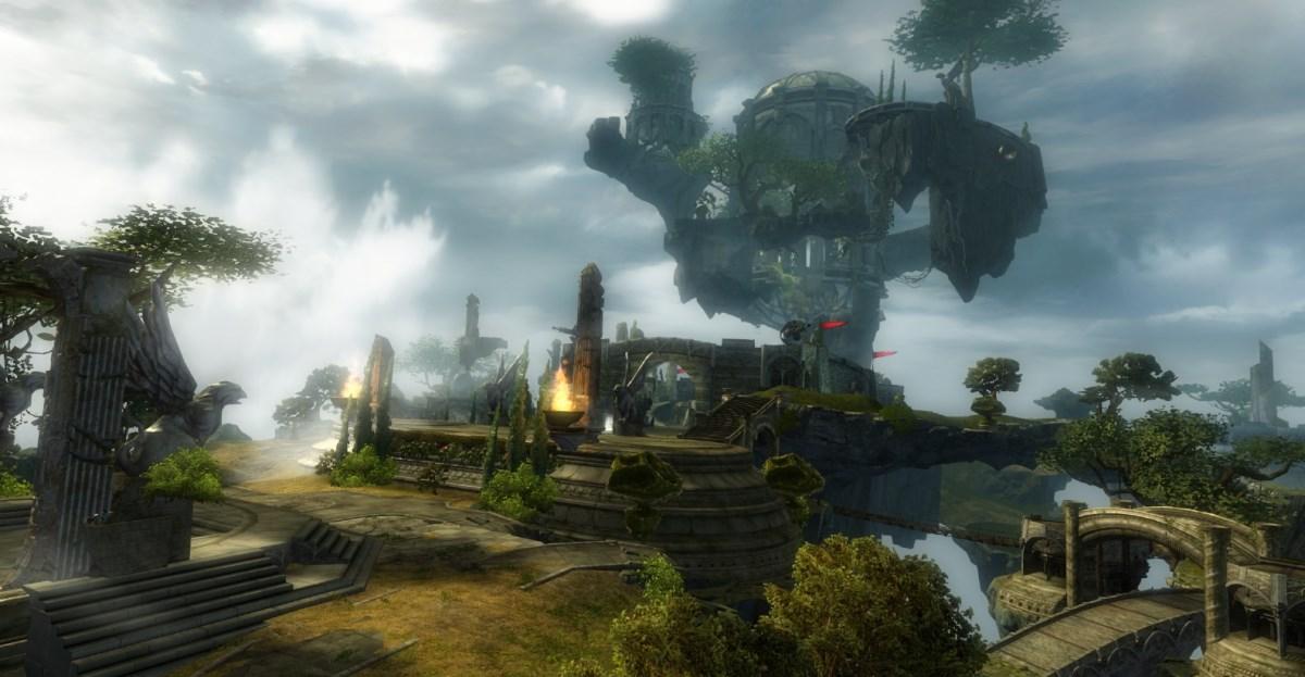 Guild Wars 2: Neue WvW Karte gegen lange Wartezeiten