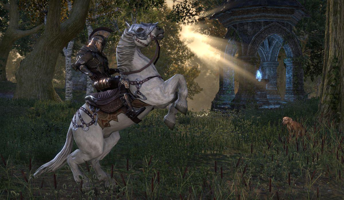 The Elder Scrolls Online: Neues aus Tamriel – Reitstunden und die Kaiserstadt