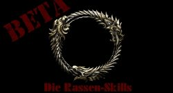 TESO BETA Rassen-Skills