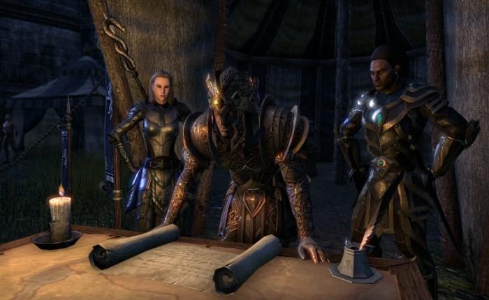 The Elder Scrolls Online: Championsystem gibt Vielspielern 2%-Vorsprung, die freuen sich wie wild