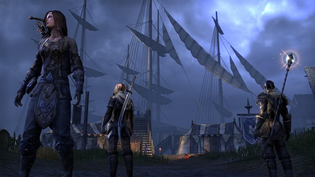 The Elder Scrolls Online: Server-Umzug erfolgreich