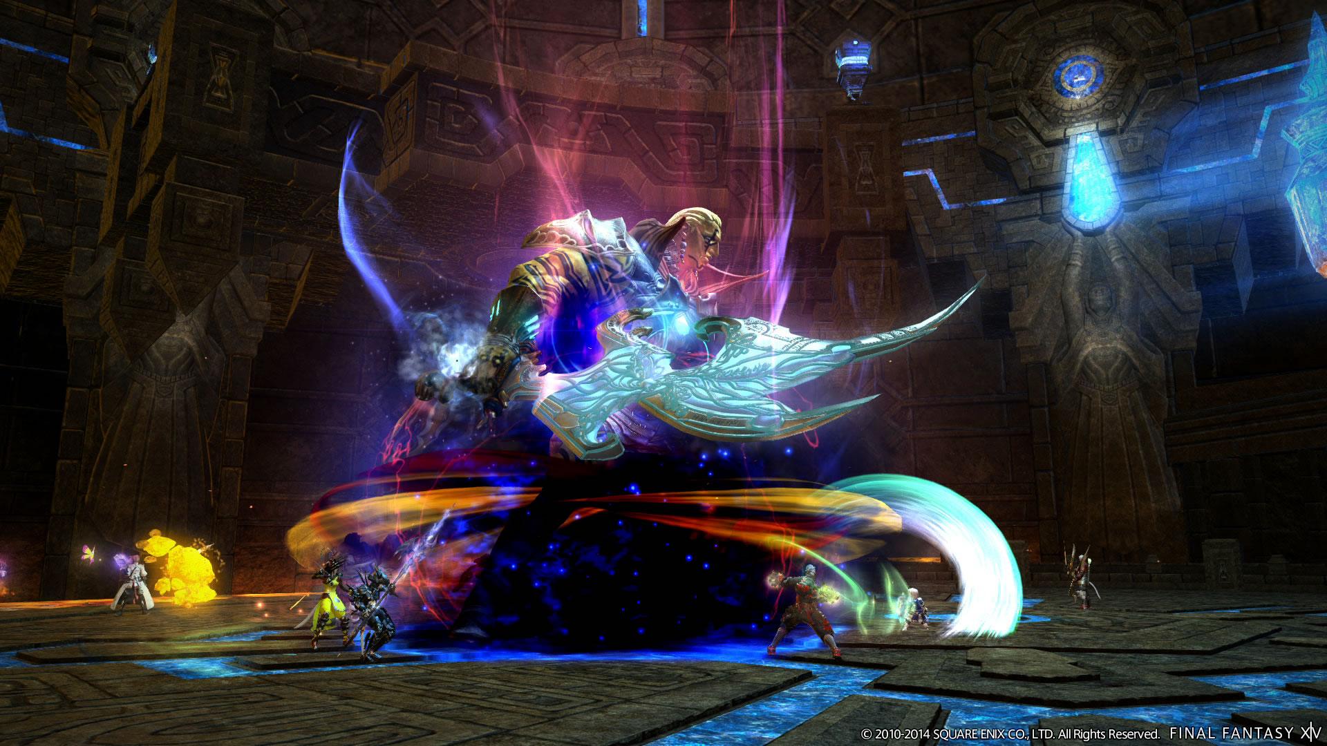 Final Fantasy XIV: Gespräch über Patch 2.3 mit dem Produzenten