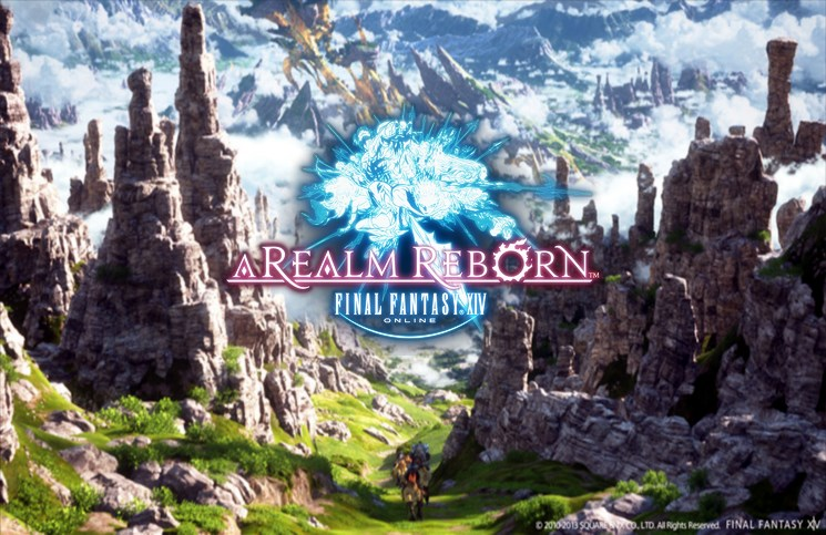 Final Fantasy XIV – die erfolgreichste Wiedergeburt der Geschichte.
