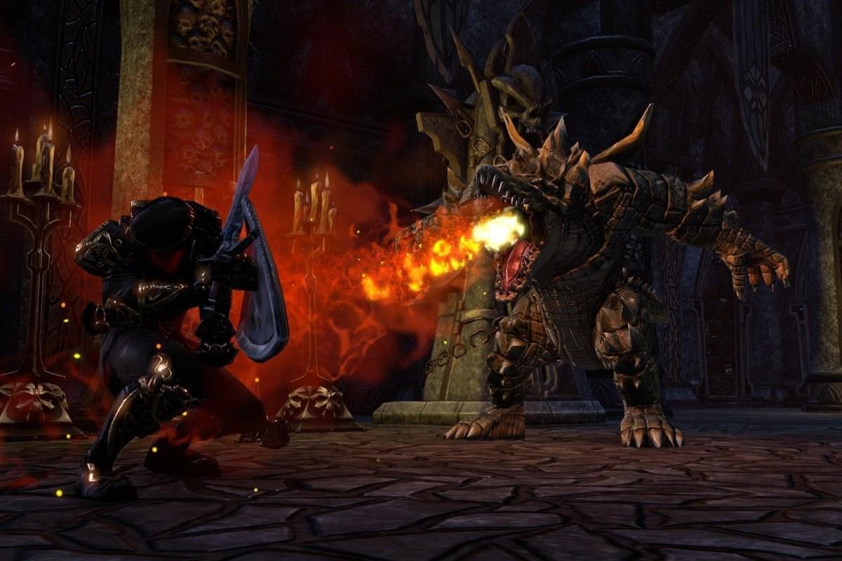 Elder Scrolls Online: Veteranen werden zu Champions