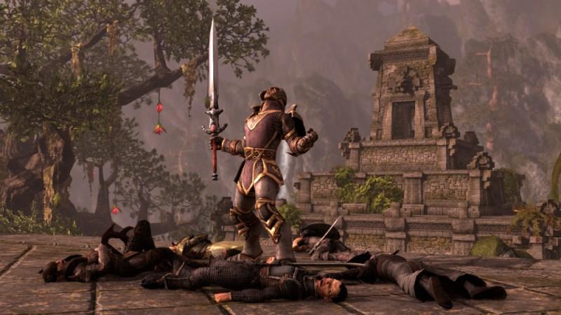 The Elder Scrolls Online: Arenen kommen
