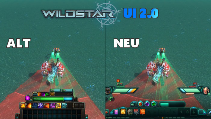 WildStar – Neues Interface enthüllt!
