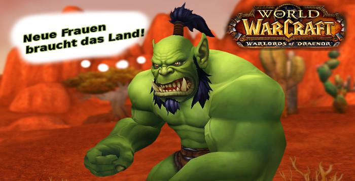 World of Warcraft: Weibliche Zwerge und Orcs auf dem OP Tisch!