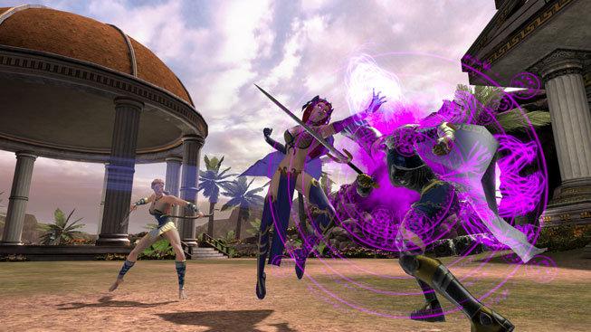DC Universe Online: Zickenkrieg und viel nackte Haut