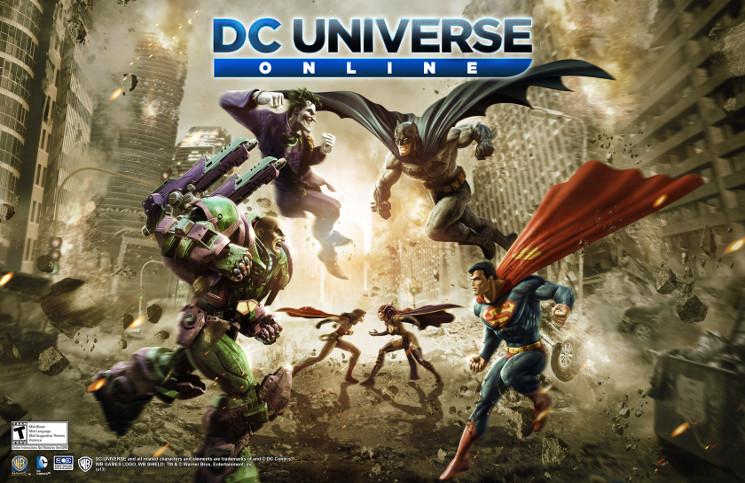 DC Universe Online: Kann man von den Blockbuster-Filmen Superman vs. Batman und Suicide Squad profitieren?