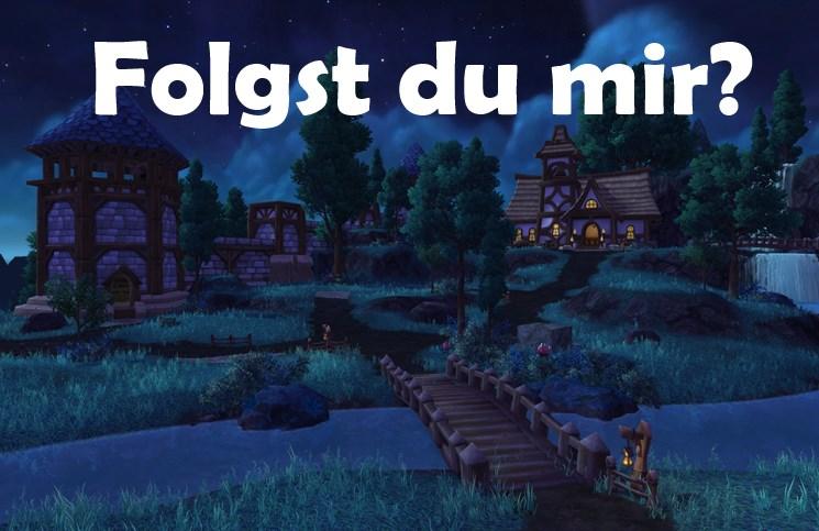 World of Warcraft: Mein Mount, meine Garnison, mein OGER?!