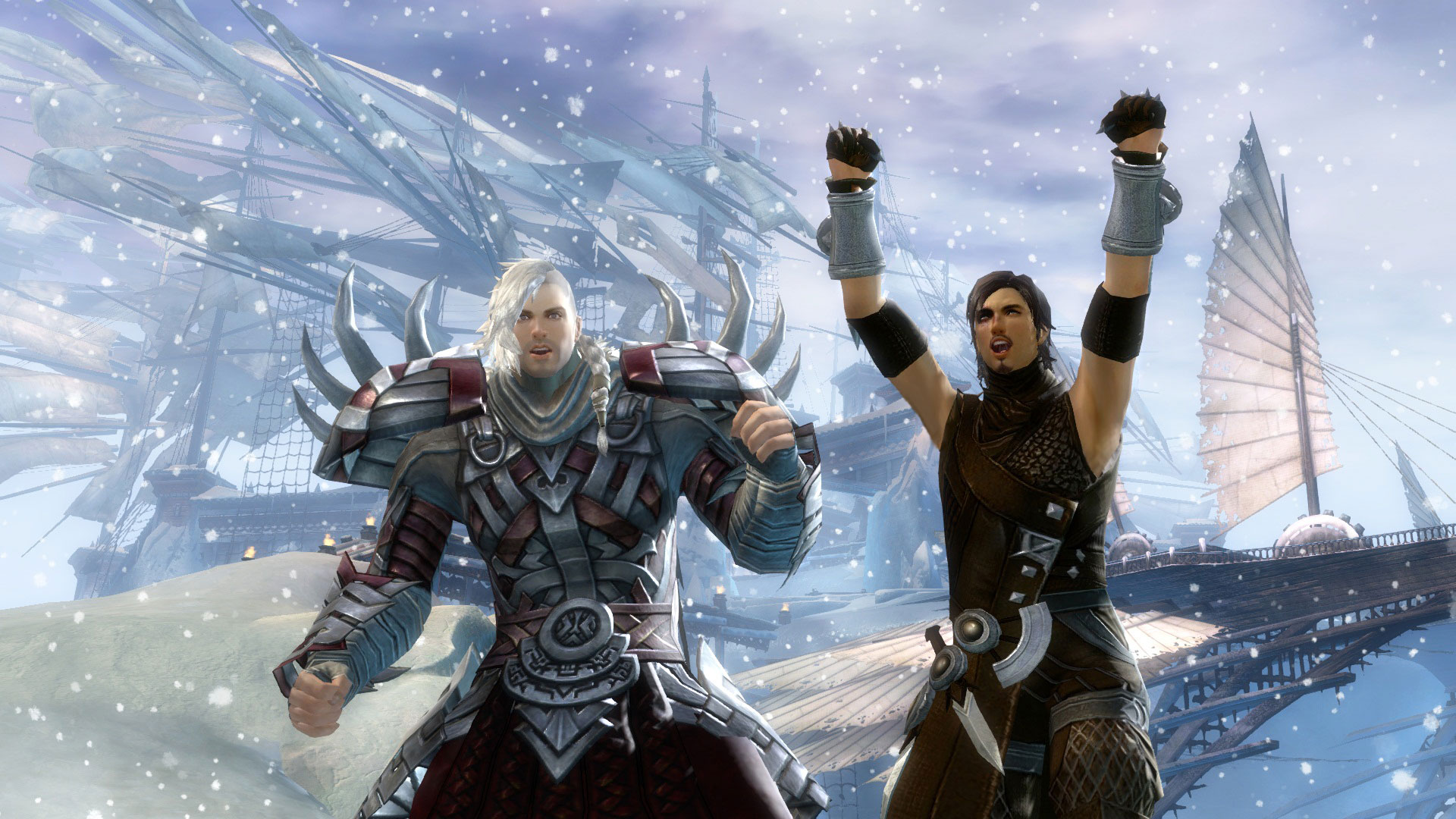 Guild Wars 2: Kostenlose Probewoche beginnt!
