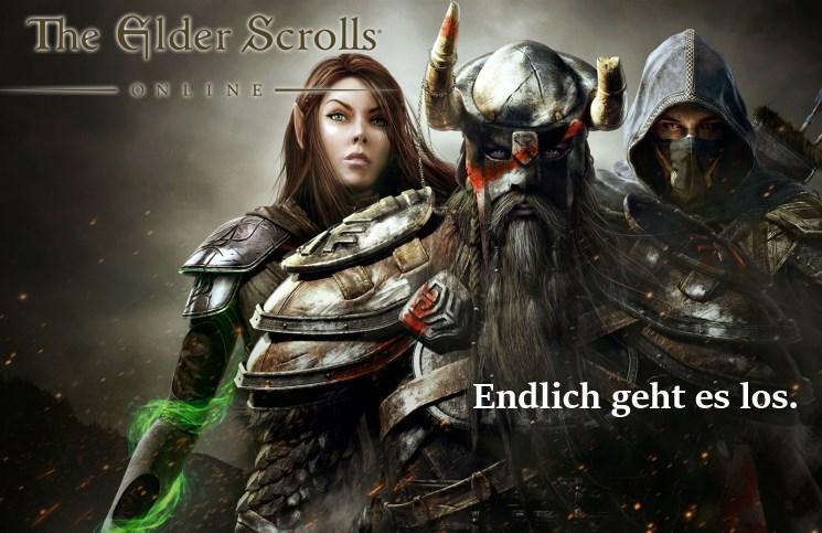 The Elder Scrolls Online: 1 bis 2 Millionen Spieler erwartet