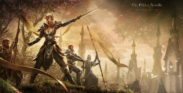 Elder Scrolls Online: Der Liveticker zum Headstart – Server sind online!