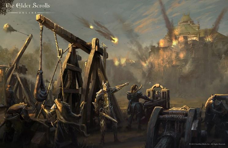 The Elder Scrolls Online: Das etwas andere Preview