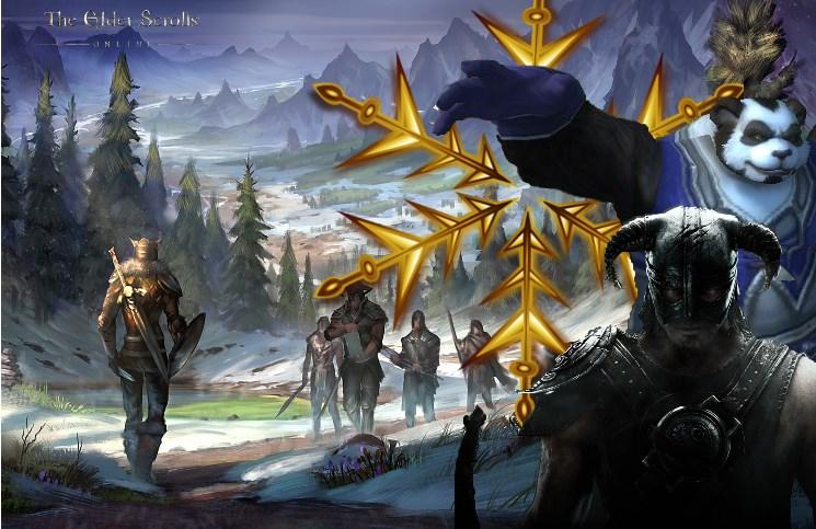 The Elder Scrolls Online: Eine Schneeflocke zwischen World of Warcraft und Skyrim