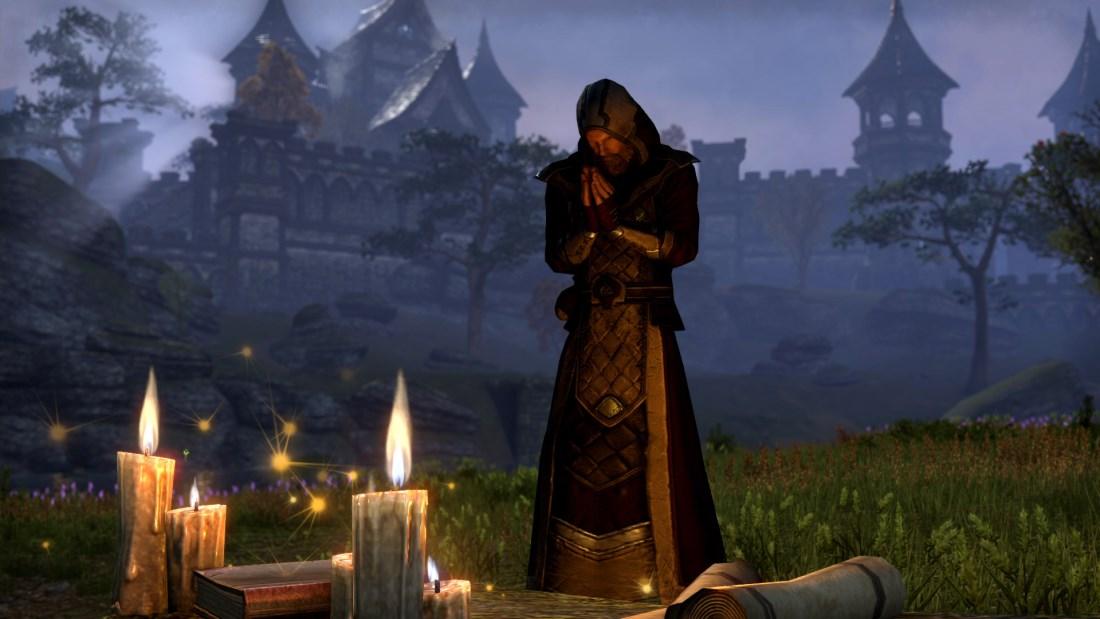 Elder Scrolls Online: Viel Lob für Story und Hintergrund