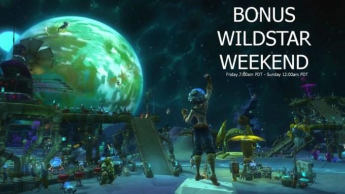 WildStar Bonus Beta-Wochenende!