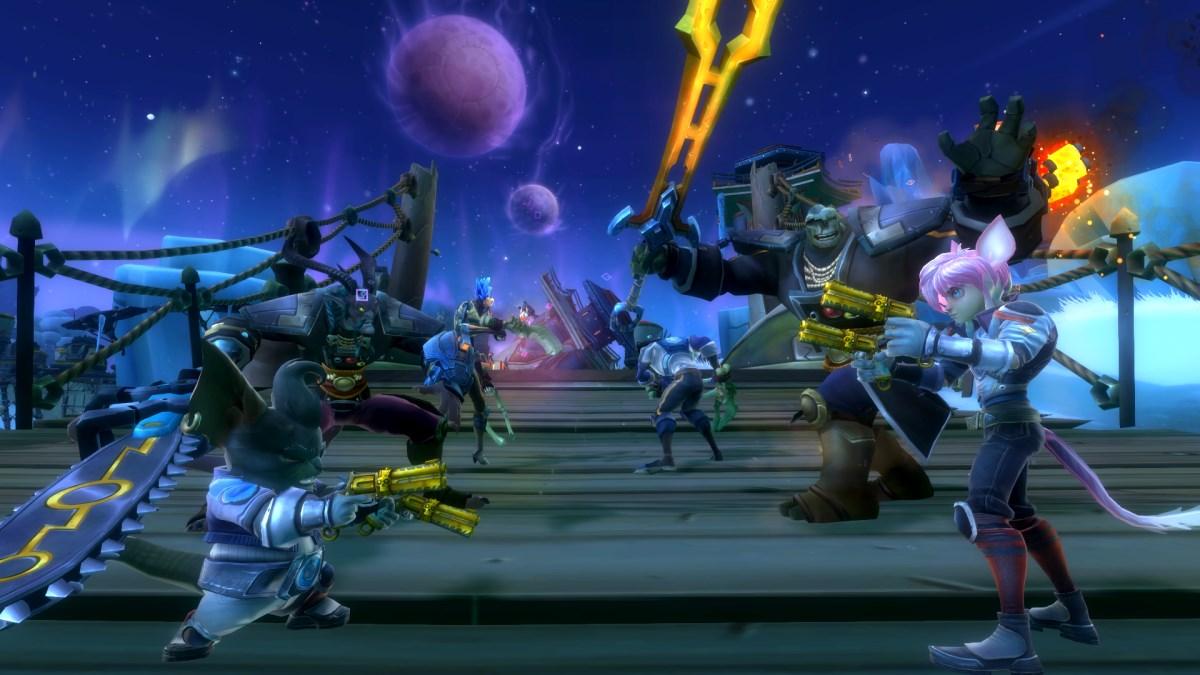 WildStar: Mehr Inhalte für Gelegenheitsspieler; Guild Wars 2 lässt grüßen