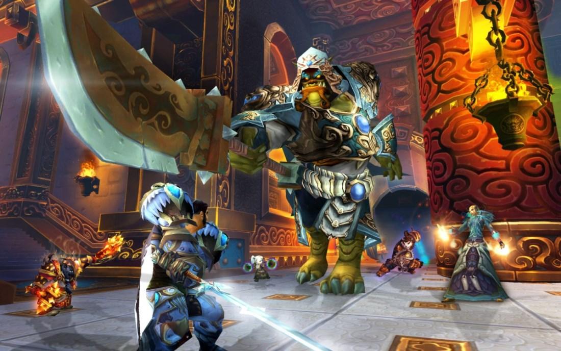 World of Warcraft: Die Strategie mit den freien 90ern ging auf
