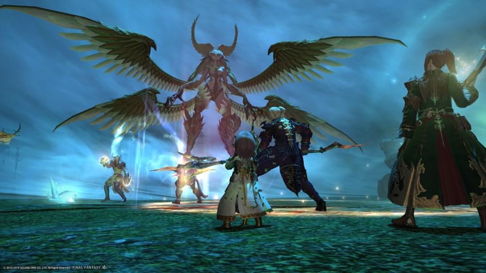Final Fantasy XIV will Gilden-Crafting einführen, soll in Luftschiffen münden