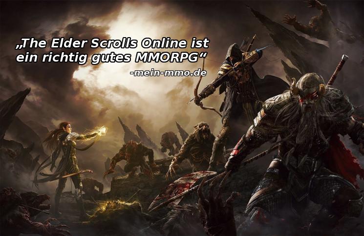 The Elder Scrolls Online: So viel Langzeitspaß wie Skyrim